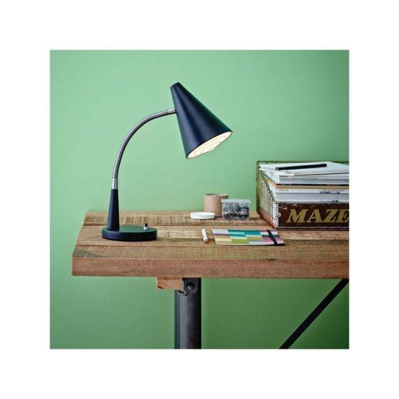 HERSTAL - herstal Duet bordlampe sort