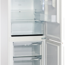SCANDOMESTIC - Scandomestic skf334w køl/frys 185,5 x 59,5 hvid